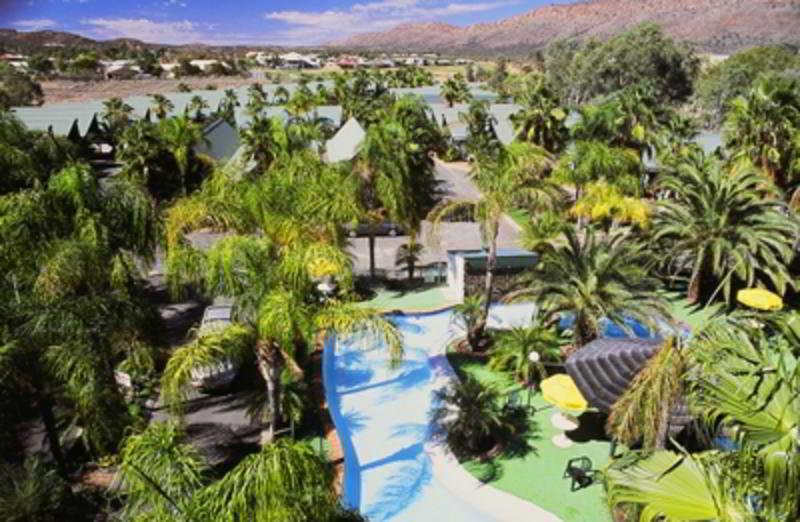 沙漠棕櫚艾麗斯普林斯汽車旅館