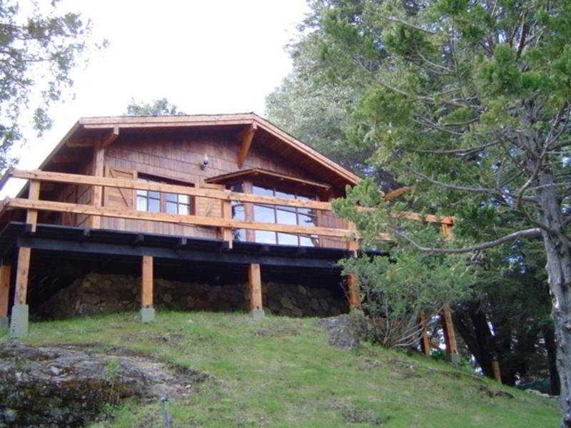 Llao Llao Cottage in Bariloche, Argentina