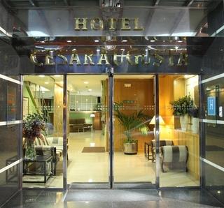 hotel cesaraugusta en zaragoza:
