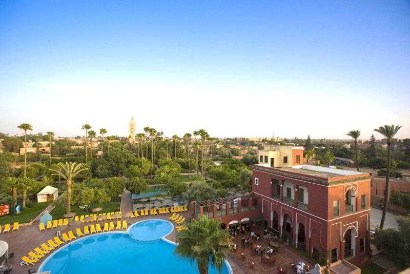 Club les Almoravides in Marrakech, Morocco
