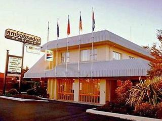 The Ambassador Motor in Waikato - Hamilton, New Zealand