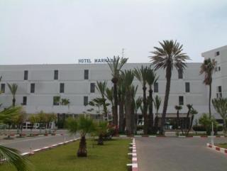 Marhaba in Agadir, Morocco