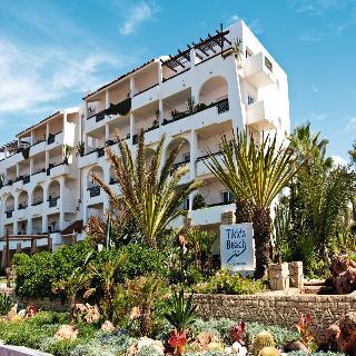 Riu Tikida Beach in Agadir, Morocco