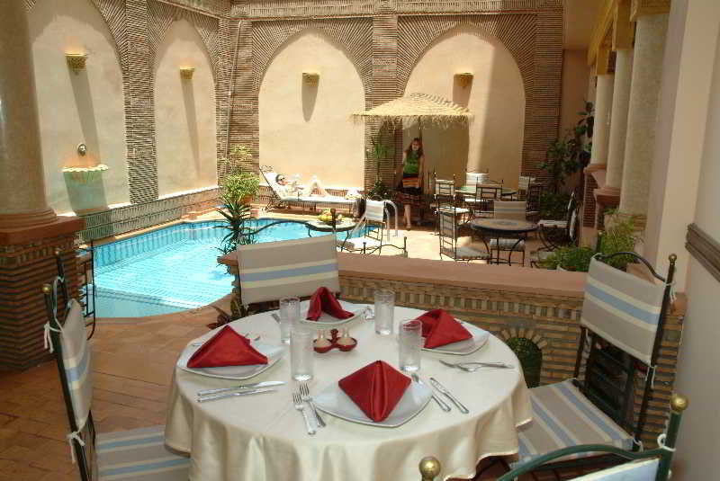 Hotel amani hotel appart marrakech viajes olympia madrid for Hotel appart madrid