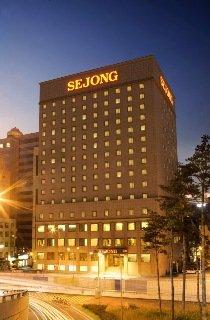 Sejong in Seoul, South Korea