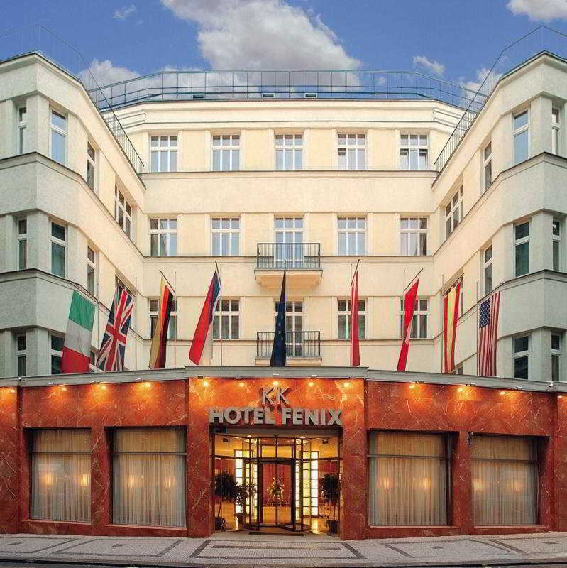 K+K Hotel Fenix in Prague, Czech Republic