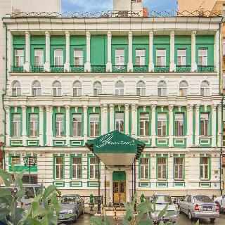 Hermitage in Rostov-on-don, Russia