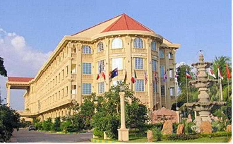 The Goldiana Angkor Hotel Siem Reap, Cambodia Hotels & Resorts