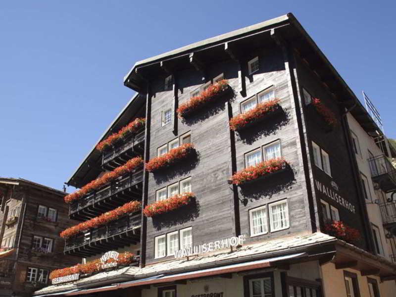 Walliserhof Zermatt 1896