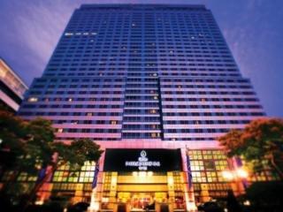 Grand Intercontinental Parnas in Seoul, South Korea