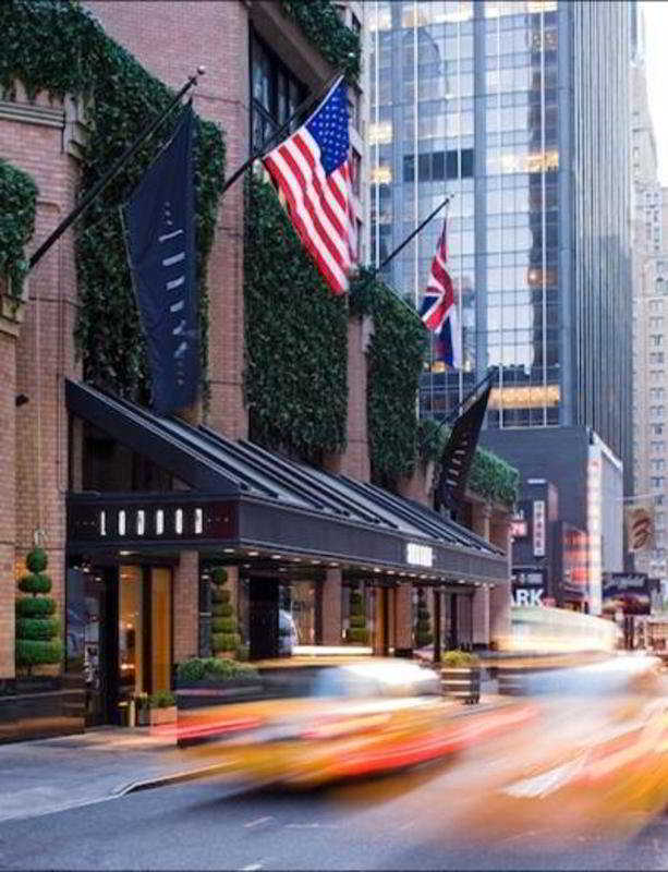 The London NYC Hotel New York Area