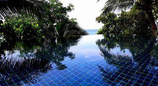 帕岸島藍山海灘度假酒店