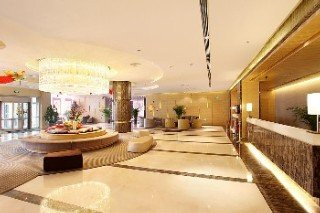 Holiday Inn Tianjin:  Lobby: tianjin china hotels & resorts tianjin