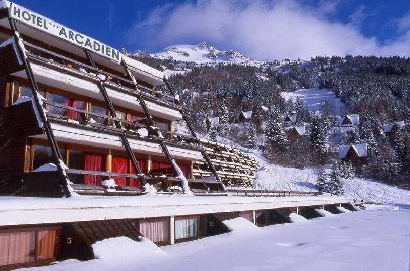 Hotel Les Arcadiens