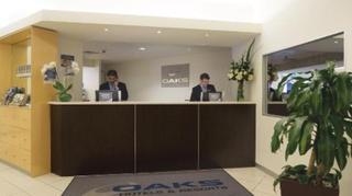 Oaks Melbourne Lonsdale Suites