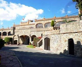 Hotel castillo santa cecilia en guanajuato desde 101 rumbo - Hotel castillo de ayud ...