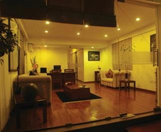 Justa The Residence Off MG Road in Bangalore, India
