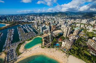 Hilton Grand Vacations at Hilton Hawaiian Village in Hawaii - Oahu - HI, United States