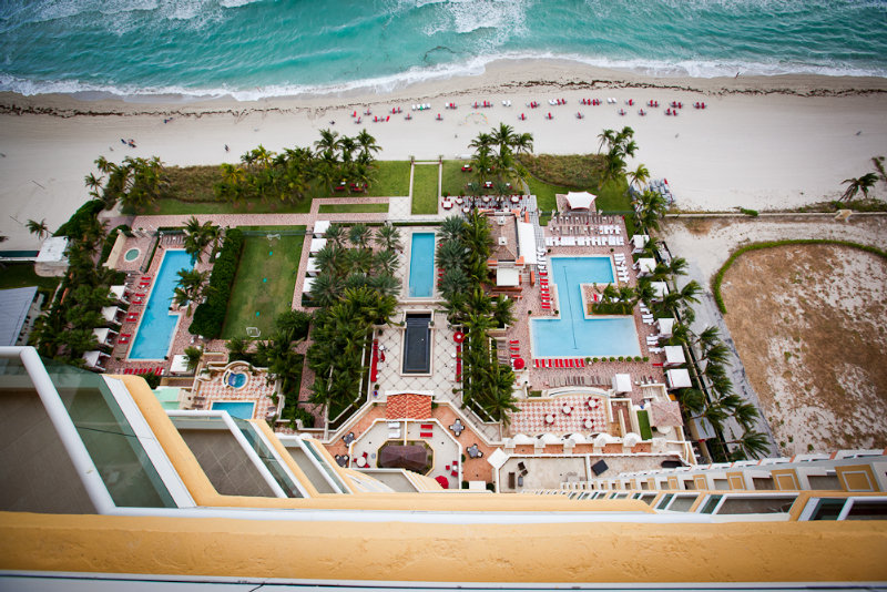Acqualina Resort Spa On The Beach Lodgings In Miami