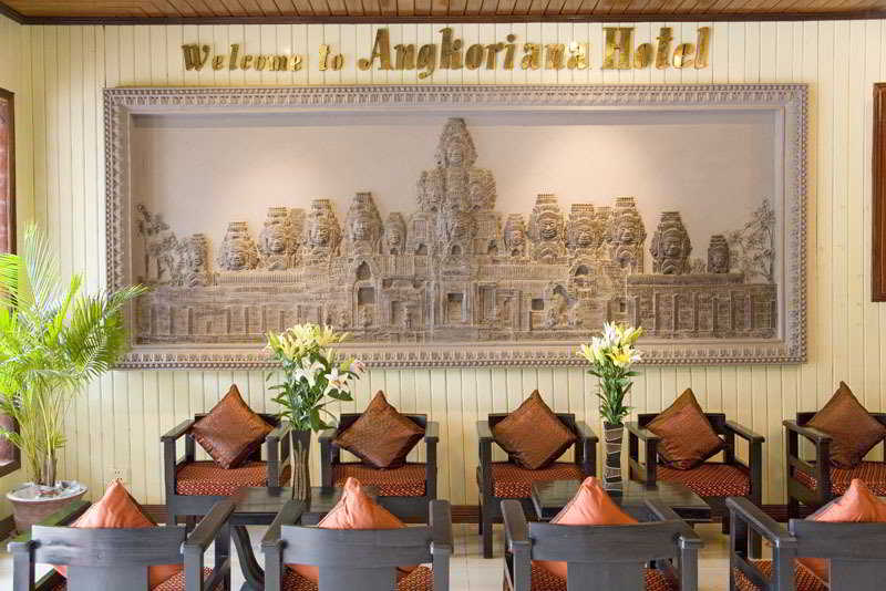 Angkoriana Siem Reap, Cambodia Hotels & Resorts
