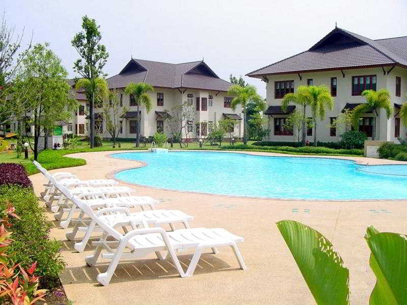 Teak Garden Spa Resort Chiang Rai