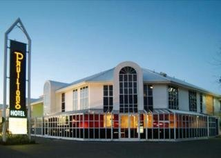 Quality Inn Pavilions in Canterbury-Christchurch MT Cook, New Zealand