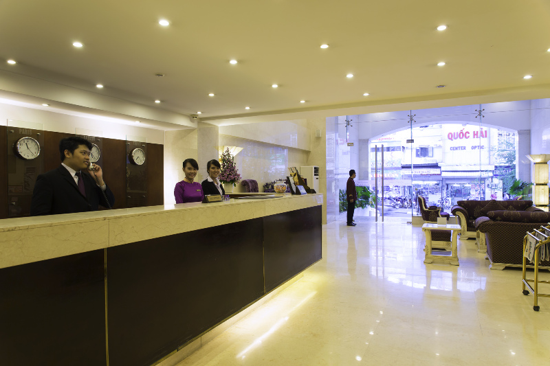 Lavender Hotel:  Lobby: south: ho chi minh city vietnam hotels & resorts ho chi minh city