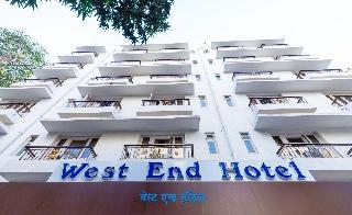 West End in Mumbai (Bombay), India