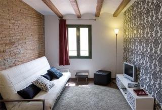 Ciutat Vella Apartments:  Room
