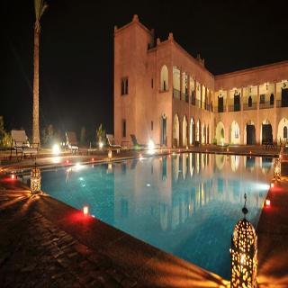 Kasbah Caracalla in Marrakech, Morocco