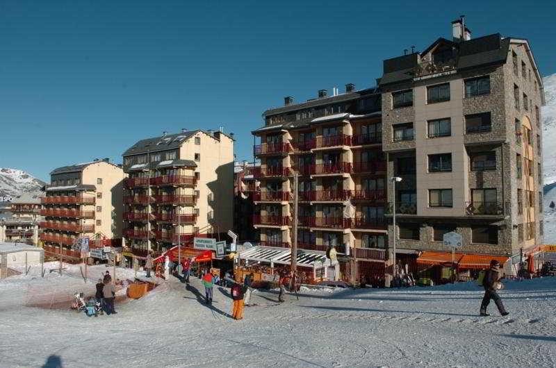 Paradis Blanc in Andorra, Andorra