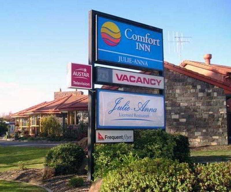 Comfort Inn A Julie-Anna