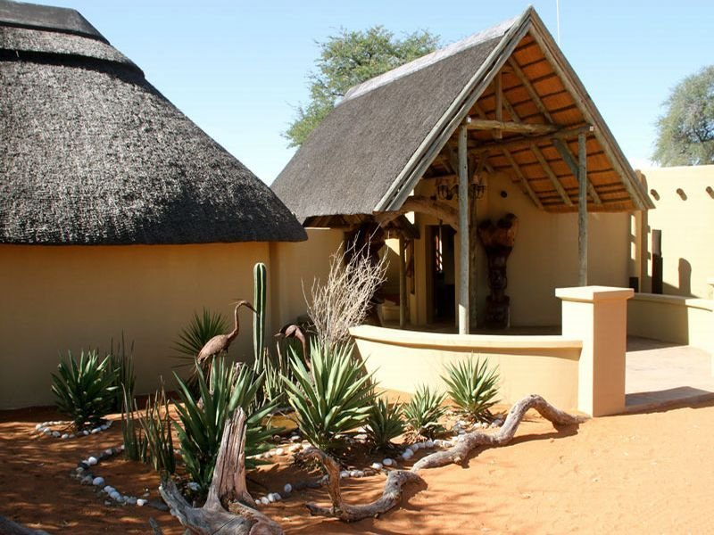 General - Intu Africa-zebra Kalahari Lodge