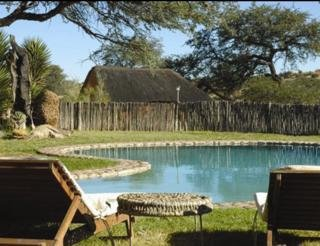 Pool (#3 of 7) - Intu Africa-zebra Kalahari Lodge