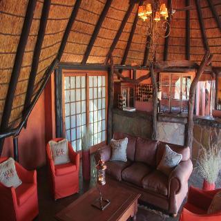 Intu Africa-Camelthorn Kalahari Lodge