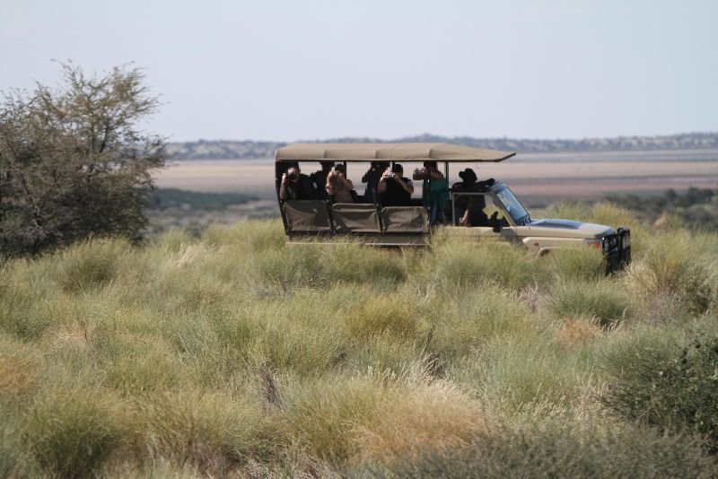 Leisure & Sport (#1 of 9) - Intu Africa Suricate Tented Kalahari Lodge