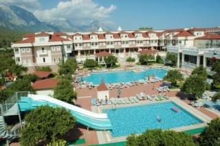 Garden Resort Bergamot Hotel -