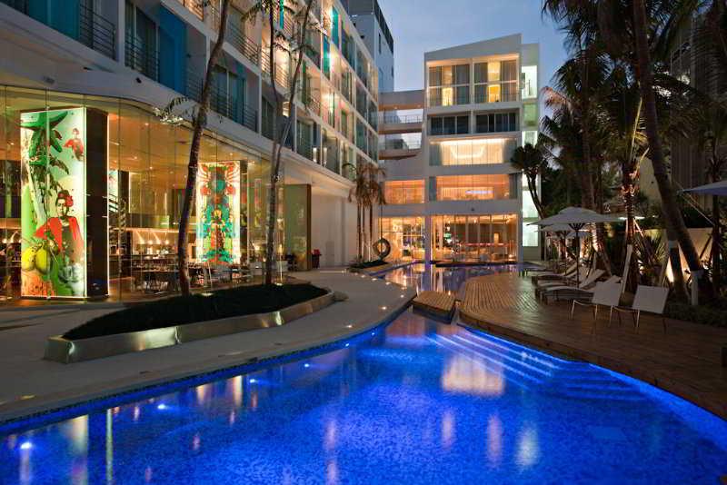 Hotel Baraquda Pattaya - MGallery by Sofitel (Formerly Dusit D2 Baraquda Pattaya Hotel)