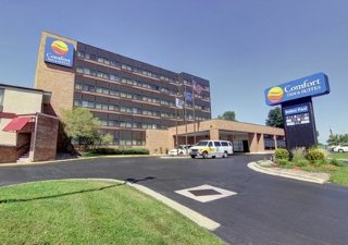 Hotel Comfort Inn & Suites East Town Mall Area