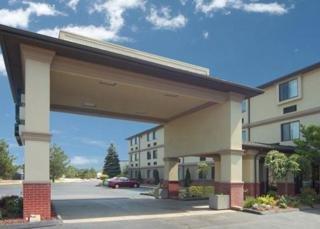 Hotel Quality Inn & Suites (Romulus)