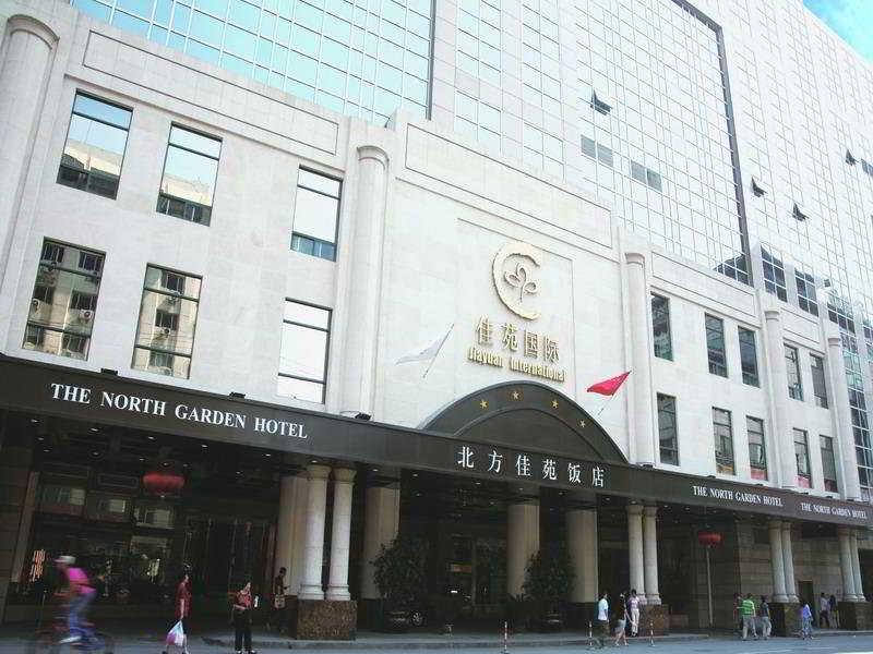North Garden Hotel Beijing