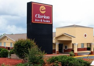 Hotel Clarion Inn & Suites Spartanburg