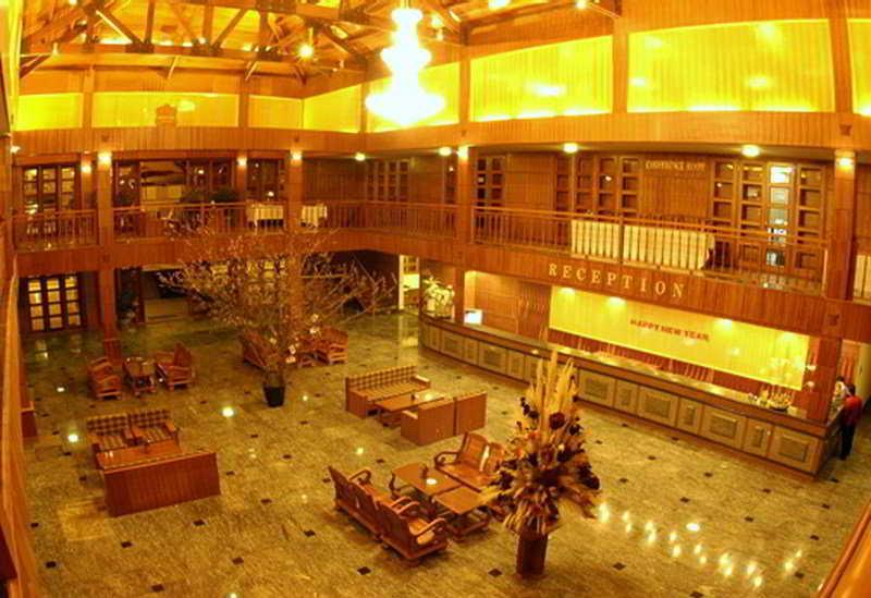 Hagl Resort Dalat:  Lobby