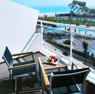 Terrace - Gran Palas Hotel