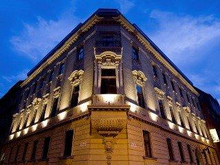 Palazzo Zichy in Budapest, Hungary