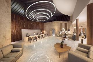 The Royal Suites Turquesa Resort & Spa:  Lobby: .dominican republic dominican republic hotels & resorts punta cana