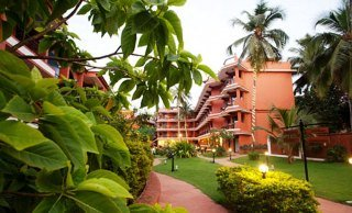 Baga Marina in Goa, India