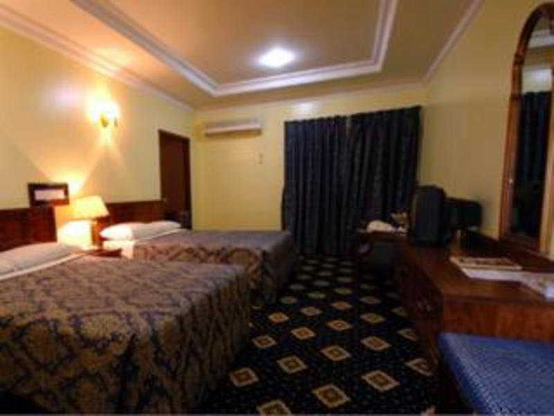 Dormir en Hotel White Palace en Riad