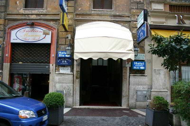 Soggiorno Blu Hotel