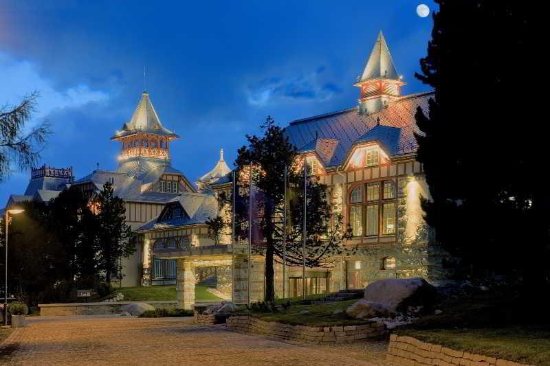 Hotel Grand Hotel Kempinski High Tatras